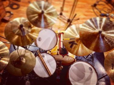 【DIY】自宅でドラム練習をたしなむ為の格安防振・防音対策☆自作ドラム台の作りかた。