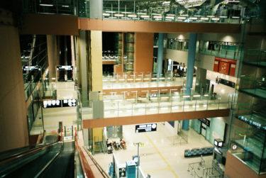 【空港 野宿で検索!】関西国際空港で夜明けを待ち続けたお話し