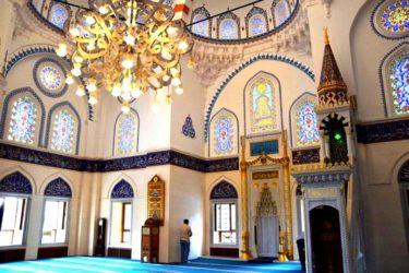 「東京ジャーミイ」異国情緒あふれるモスクに行ってみた。