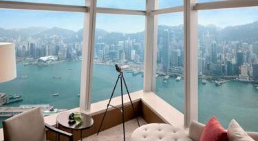 【香港リッツ・カールトン】のスイートに泊まるというすごいハプニング