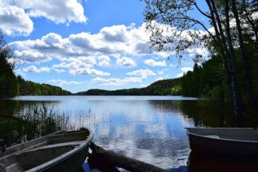 【ヌークシオ国立公園】500円で自力アクセス方法!絶対に訪れたい壮大なフィンランドの森と湖へ。