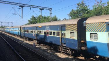 【インド】デリーからジャイサルメールまで寝台列車で17時間|インドの列車は面白い!