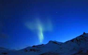 【オーロラ】北極圏の都市アルタ。イオタの由来と音楽療法と。