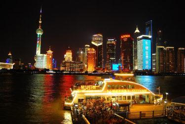 【とりっぷto上海・前編】初めて訪れた中国で目に映る新鮮な光景(租界、外灘、光のトンネル、豫園商城)旅日記☆
