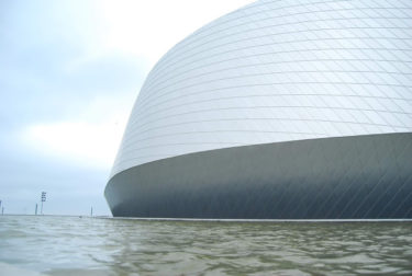 【デンマークの水族館】青い地球「ブループラネット」はコペンハーゲン空港から徒歩圏の観光地。