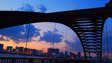 【東京湾景】江戸時代からの埋め立てで誕生したエリア。城南島海浜公園、若狭海浜公園、暁埠頭公園を探訪。
