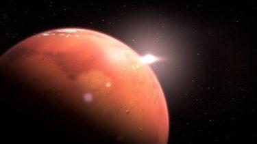 【火星大接近】惑星の急接近は新しいエネルギーの流入サイン!2018年7月31日は火星観測の大チャンス。