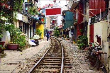 【ベトナム・ハノイ】ノイバイ国際空港から旧市街まで移動は、格安の路線バスが快適!