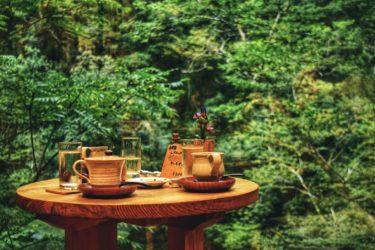 『カフェ せせらぎ – 奥多摩』檜原村役場で銀座で35年の味。隠れ家コーヒーを堪能する。