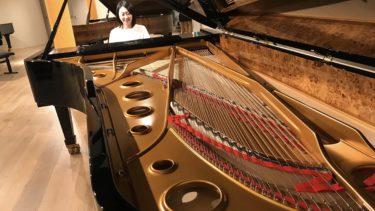 ファツィオリ ショールーム見学レポート | 追い求める根源は「音」!ピアノ発展は、演奏者の感性の発展と共に。
