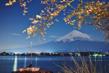 【富士五湖で車中泊】本栖湖、精進湖、西湖、河口湖、山中湖をゆるっと巡る | 観光と温泉スポット△