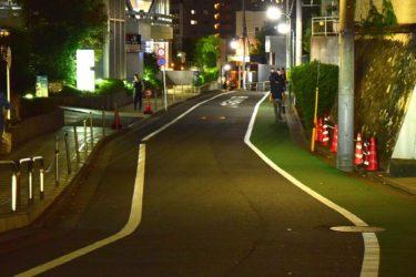 【夜を歩く】地上3.2mからの東京「目黒〜五反田」山手線はこんなに勾配があった。高台の魅力はアニメ聖地にも登場?